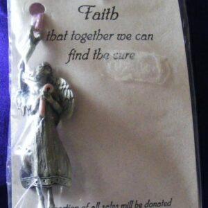faith pendant