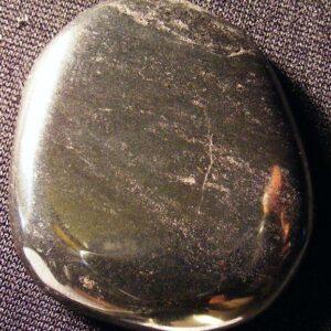 hematite palmstone