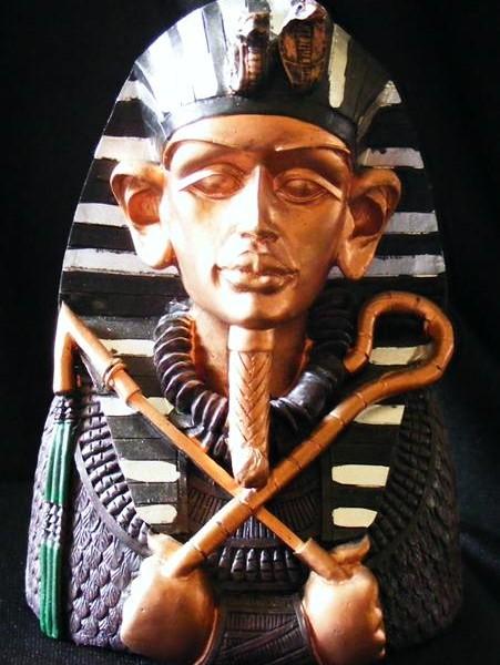 tutankhamun dark