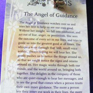 angel of guidance pendant