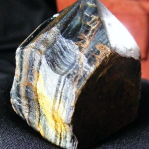 blue tiger eye pt polished pt