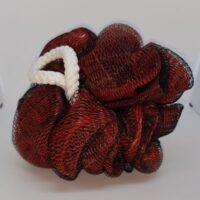 Bath scrunchies (nylon)